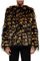 Dries Van Noten 'reese' Short Coat