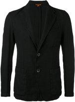 Barena patch pocket blazer - men - Cotton/Linen/Flax/Polyester - 48