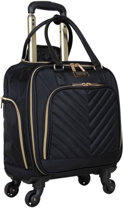 "Kenneth Cole Reaction 17"" Chelsea Carry-On Underseater Luggage"