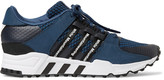 adidas + White Mountaineering EQT Running Support '93 Suede-Trimmed Primeknit Sneakers