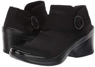 Bzees Essence (Black Maze Mesh) Women's Boots