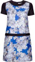 Victoria Beckham Victoria floral shift dress
