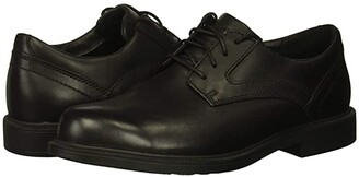 Dunham Jericho Oxford (Smoke Nubuck) Men's Lace Up Wing Tip Shoes