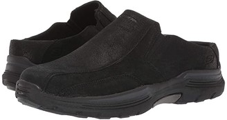 Skechers Relaxed Fit Expended - Brono (Black) Men's Shoes