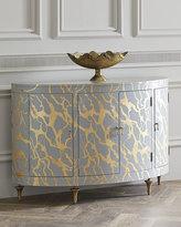 Cynthia Rowley for Hooker Furniture Venus Demilune Console