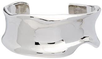 1064 STUDIO Silver Shape Of Water 35B Bracelet