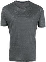 Etro crew-neck T-shirt