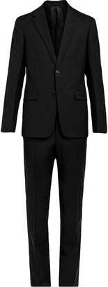 Prada Wool And Mohair Single-Breasted Suit