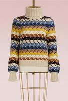 Chloé Wool and cashmere jumper