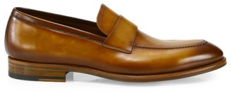 Saks Fifth Avenue COLLECTION Leather Loafers