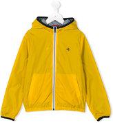 Fay Kids - hooded jacket - kids - Cotton/Polyamide - 4 yrs