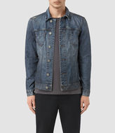 AllSaints Hockett Denim Jacket