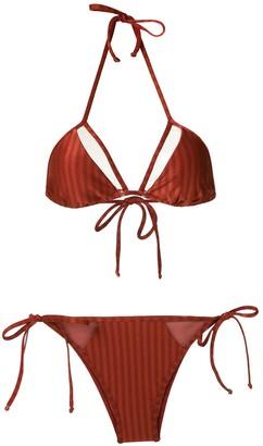 BRIGITTE Bianca e Nanda bikini set