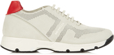 Moncler Albertine suede trainers