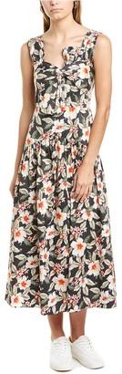 Rebecca Taylor Kamea A-Line Dress