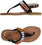 Fendi Toe strap sandals - Item 11209357