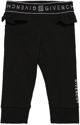Givenchy Cotton Jersey Leggings