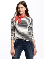 Old Navy Lightweight Printed Neckerchief for Women