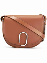 3.1 Phillip Lim Alix saddle bag - women - Calf Leather - One Size