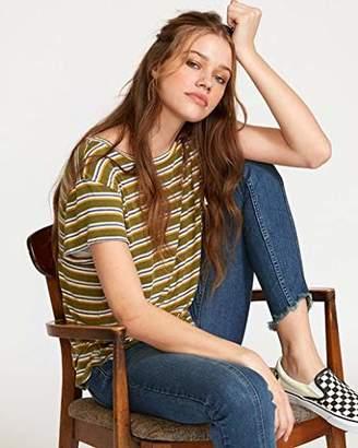 RVCA Women's Recess 2 Knit T-Shirt