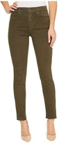 Joe's Jeans Charlie Ankle in Forest Women's Jeans