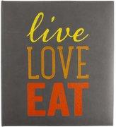 Eccolo Recipe Keeper, Live Love Eat