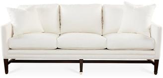 "Michael Thomas Collection Arden 82"" Sofa - Ivory Crypton"