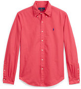 Polo Ralph Lauren Slim Garment-Dyed Cotton Shirt
