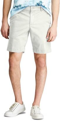 Chaps Big & Tall Stretch Flat-Front Twill Shorts