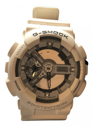 Casio White Other Watches