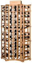 Vinotemp Curved Corner Wine Rack Module - 85 Bottles