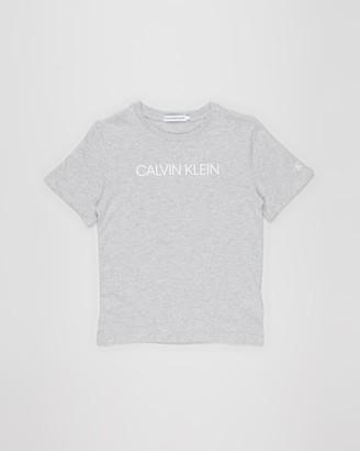 Calvin Klein Jeans Institutional SS T-Shirt - Teens
