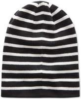 G Star RAW Men's Effo Long Stripe Double-Layer Rib-Knit Beanie