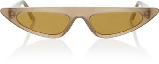 Cat Eye Andy Wolf Eyewear Florence Acetate Sunglasses