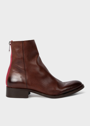 Paul Smith Women's Brown 'Aylin' Boots