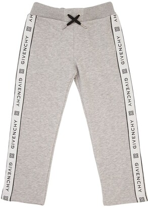 Givenchy Logo Bands Cotton Sweatpants