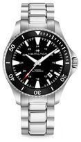 Hamilton Khaki Navy Stainless Steel Automatic Watch
