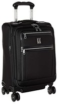 Travelpro Platinum(r) Elite - 20 Expandable Business Plus Carry-On Spinner (Shadow Black) Luggage
