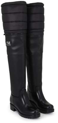 Sam Edelman Abrie Over-The-Knee Waterproof Boot