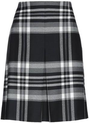 HUGO BOSS Knee length skirt