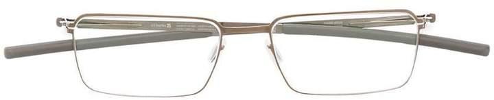 Ic! Berlin rectangle frame glasses