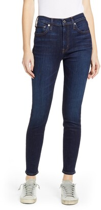 Edwin Candice High Waist Ankle Skinny Jeans
