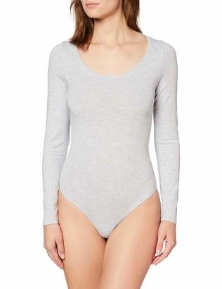 New Look Women's Ce Scoop Neck Ls Body Shirt