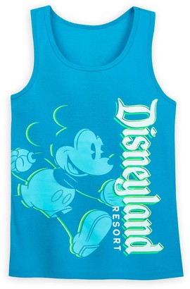 Disney Mickey Mouse Neon Tank Top for Women Disneyland