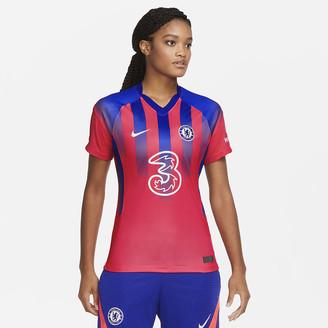 Nike Women's Soccer Jersey Chelsea FC 2020/21 Stadium Third