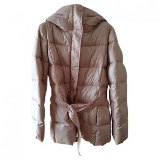 Marella Pink Coat for Women