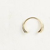 "Maje ""Almond"" ring"