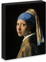 """Bed Bath & Beyond Vermeer """"Girl with a Pearl Earring"""" Gallery Wrap Canvas Print"""