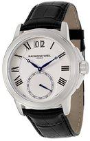 Raymond Weil Men's 9578-STC-00300 Tradition White Roman Numerals Dial Watch