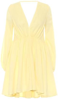 Kalita Exclusive to Mytheresa Aphrodite cotton minidress